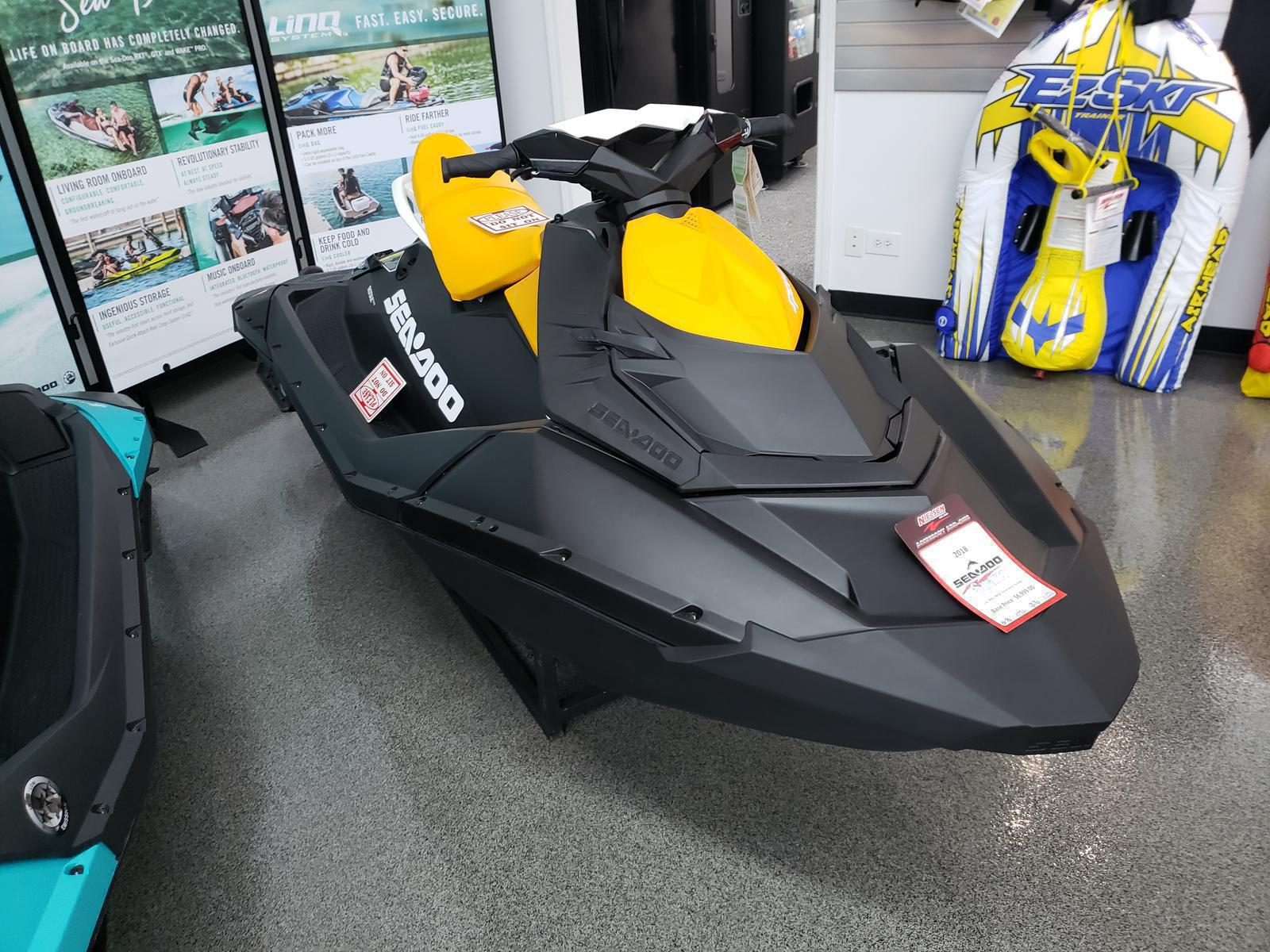 2018, 2012 and 2017 Inventory from Yamaha and Sea-Doo