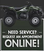 Need service? Request an appointment online!