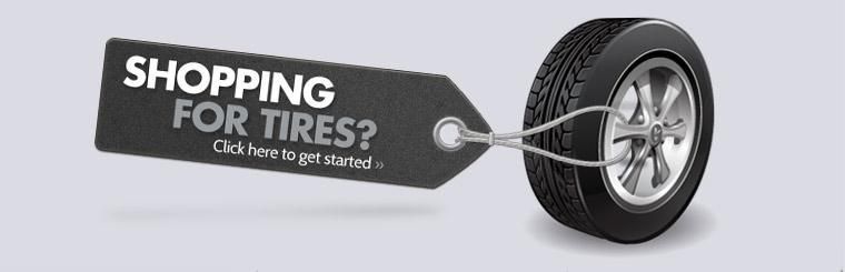 Shopping for tires? Click here to get started.