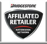 Bridgestone Affiliated Retailer Nationwide Network.