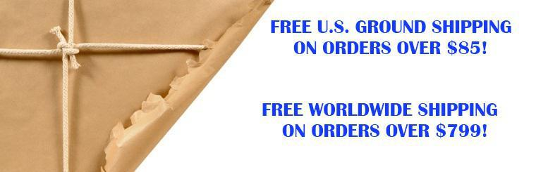 Click here for our free shipping options!