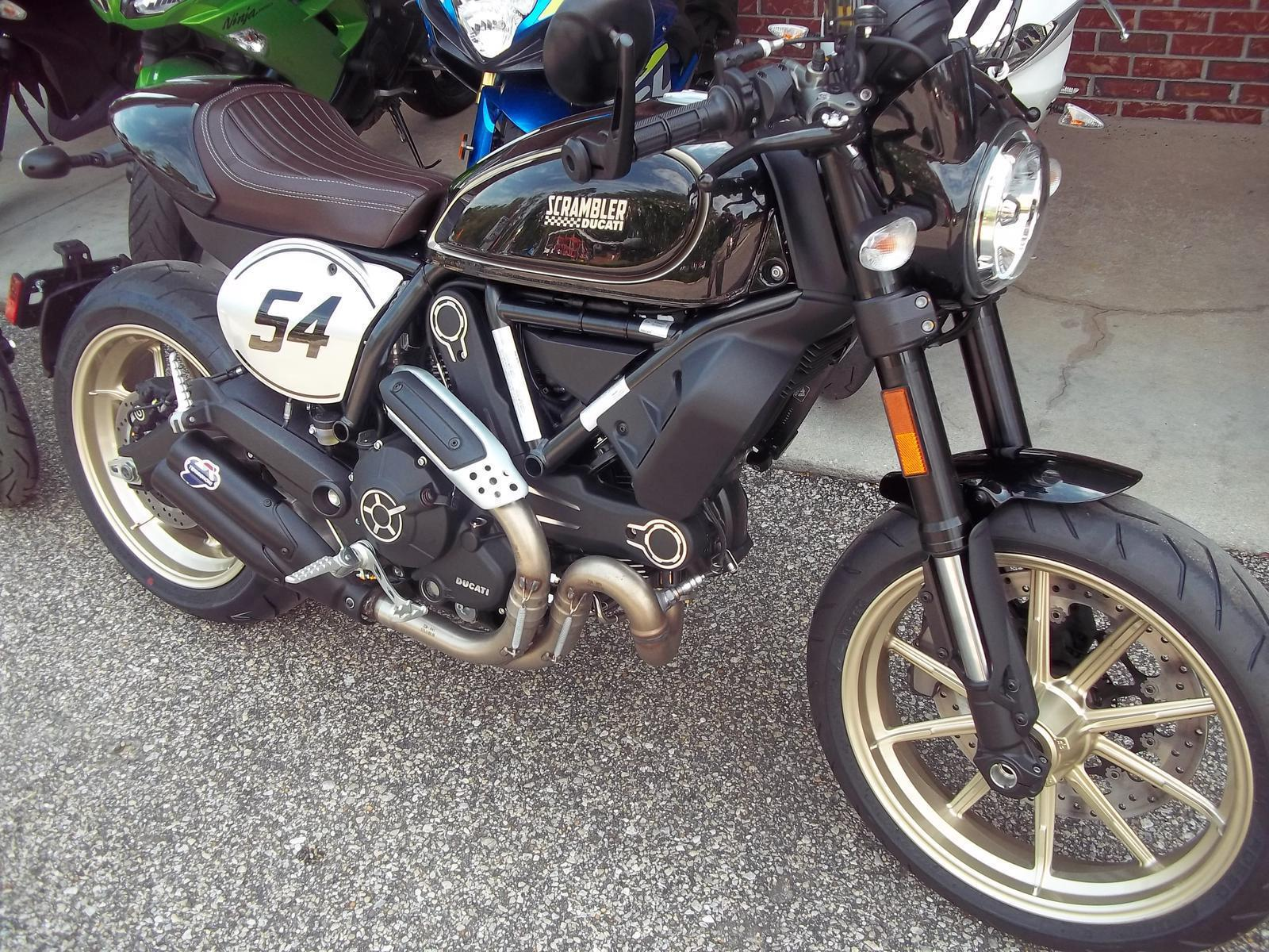 2017 Ducati SCRAMBLER CAFE RACER For Sale In Tallahassee FL