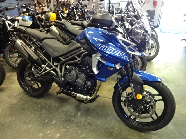 2018 Triumph Tiger 800 Xrx For Sale In Tallahassee Fl Florida