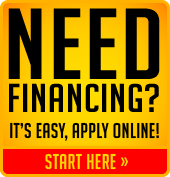 Need financing? It's easy, Apply online! Start here.