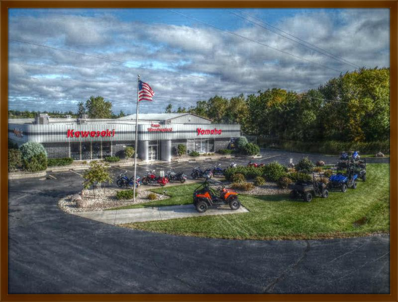 Powersports near Appleton, Neenah, Oshkosh, Fon du lac