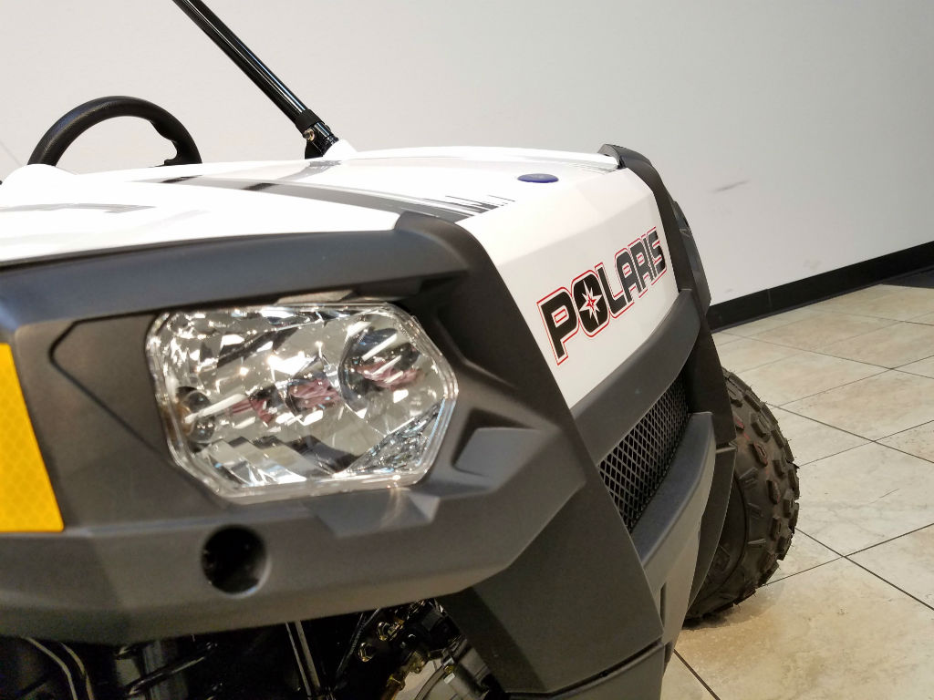 2019 Polaris Industries RZR 170 EFI - Bright White/Indy Red
