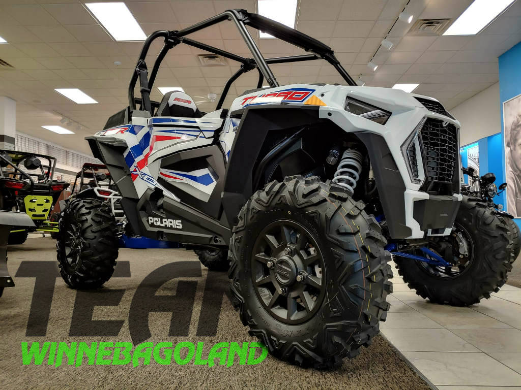 Polaris Rzr 1000 Turbo >> 2019 Polaris Industries Rzr Xp Turbo Le White Lightning