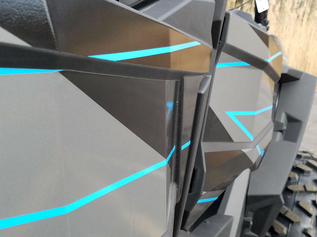 2019 Polaris Industries RZR XP 4 Turbo - Titanium Metallic