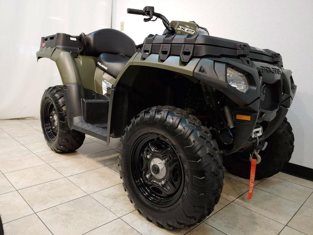 2013 Polaris Industries Sportsman X2 550