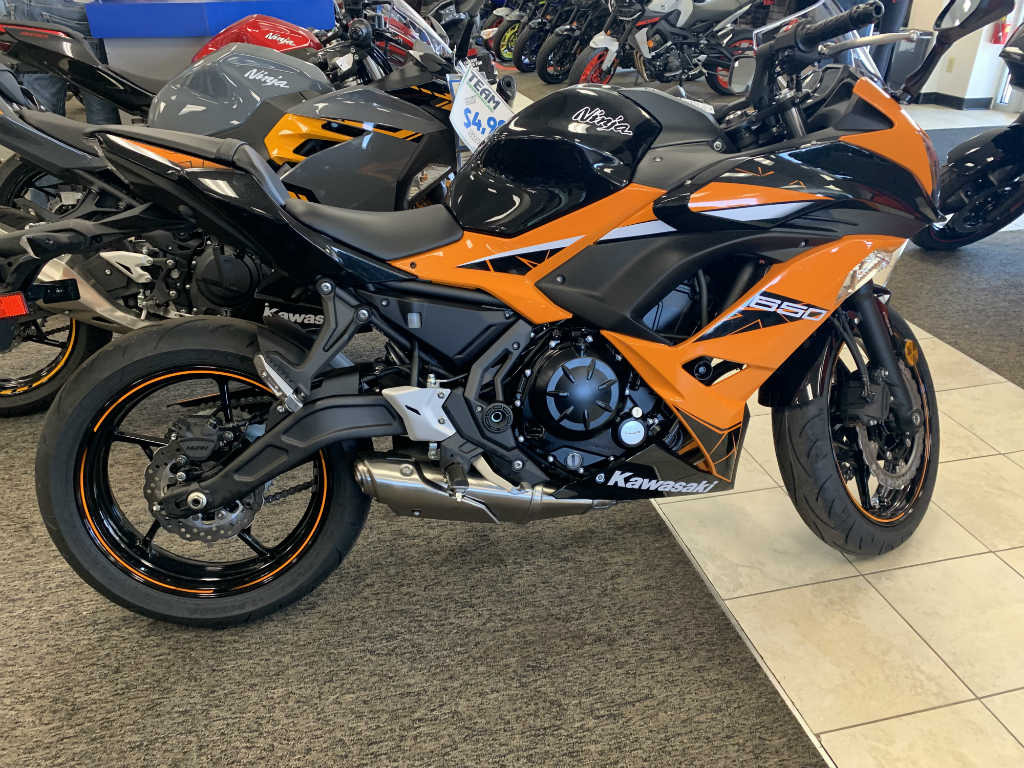2019 Kawasaki Ninja 650 Abs For Sale In Oshkosh Wi Team