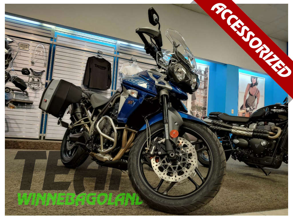 Peachy 2019 Triumph Tiger 800 Xrx Low Onthecornerstone Fun Painted Chair Ideas Images Onthecornerstoneorg