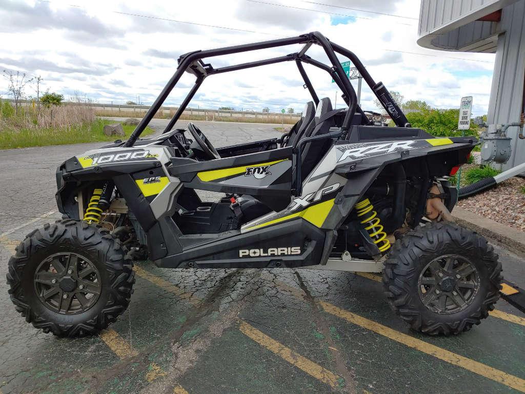 2015 Polaris Industries RZR XP 1000 EPS FOX Edition