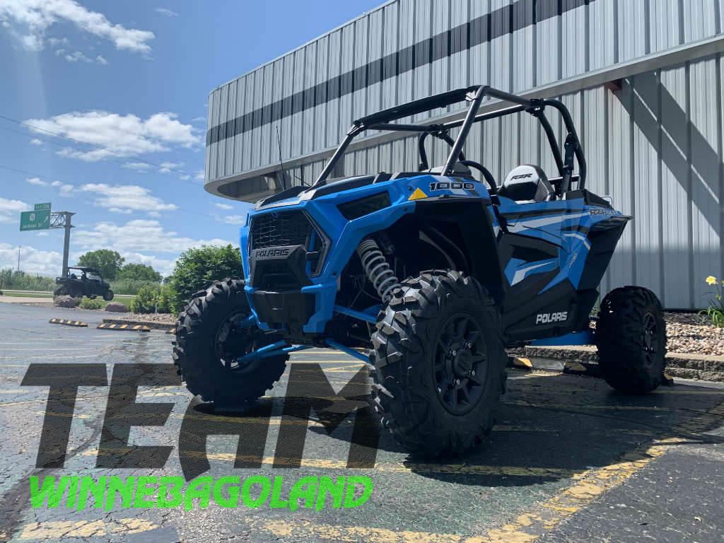 2019 Polaris Industries RZR XP 1000 Ride Command - Sky Blue