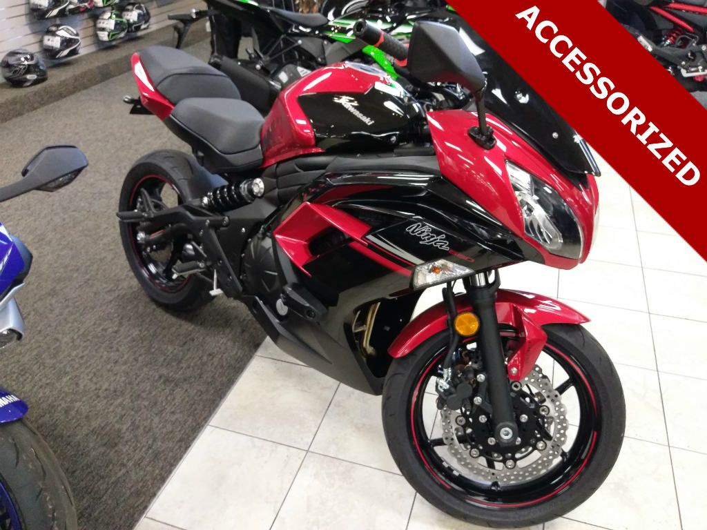 2016 Kawasaki Ninja 650 ABS for sale in Oshkosh, WI. Team ...