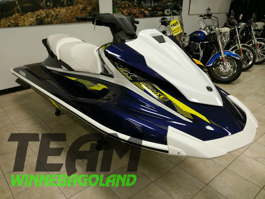 2017 Yamaha VX Deluxe for sale in Oshkosh, WI. Team Winnebagoland ...