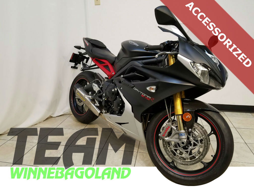 2017 Triumph Daytona 675 R For Sale In Oshkosh Wi Team