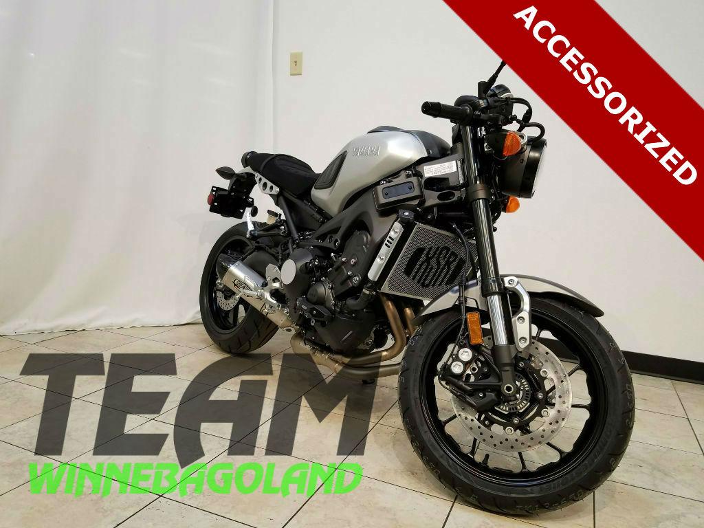 Custom 2016 Yamaha XSR900 Oshkosh WI
