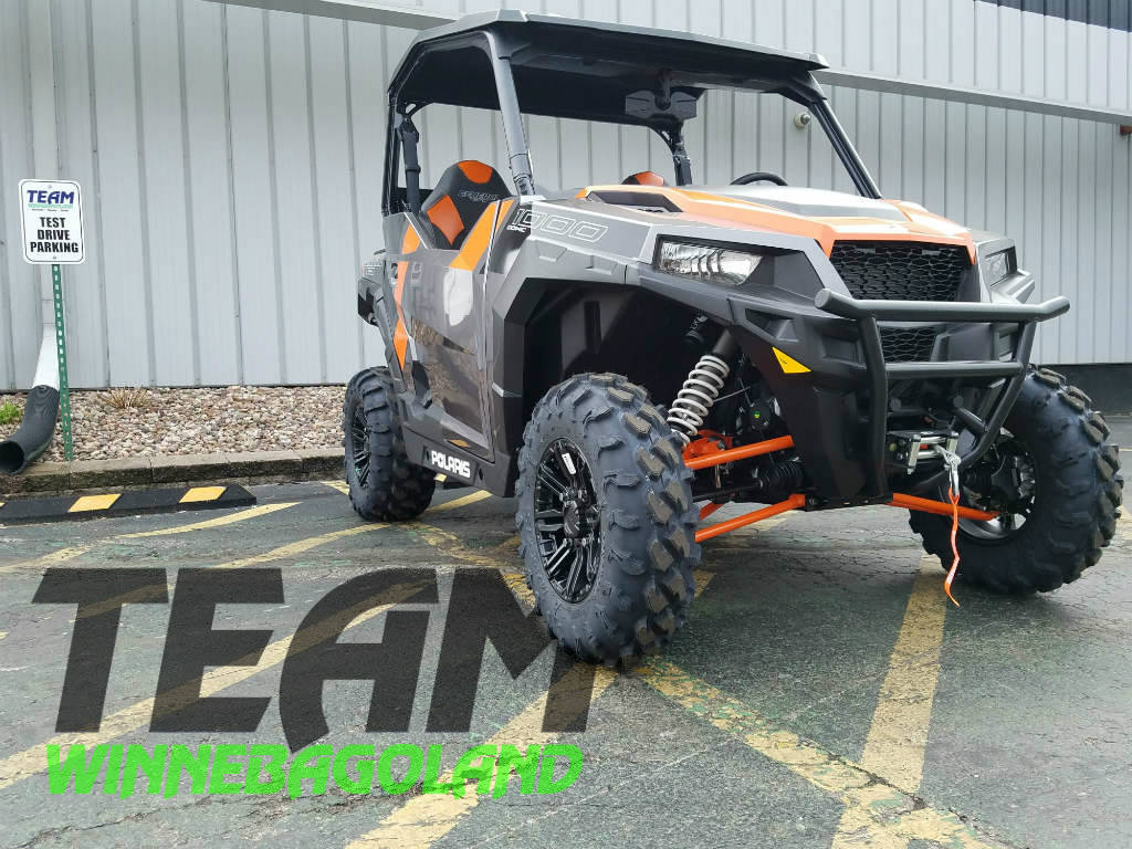 2018 Polaris General 1000 Eps Deluxe Titanium Near