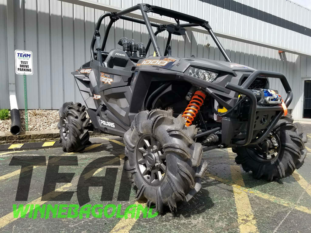 New 2018 Polaris Rzr Xp 1000 Eps High Lifter Near