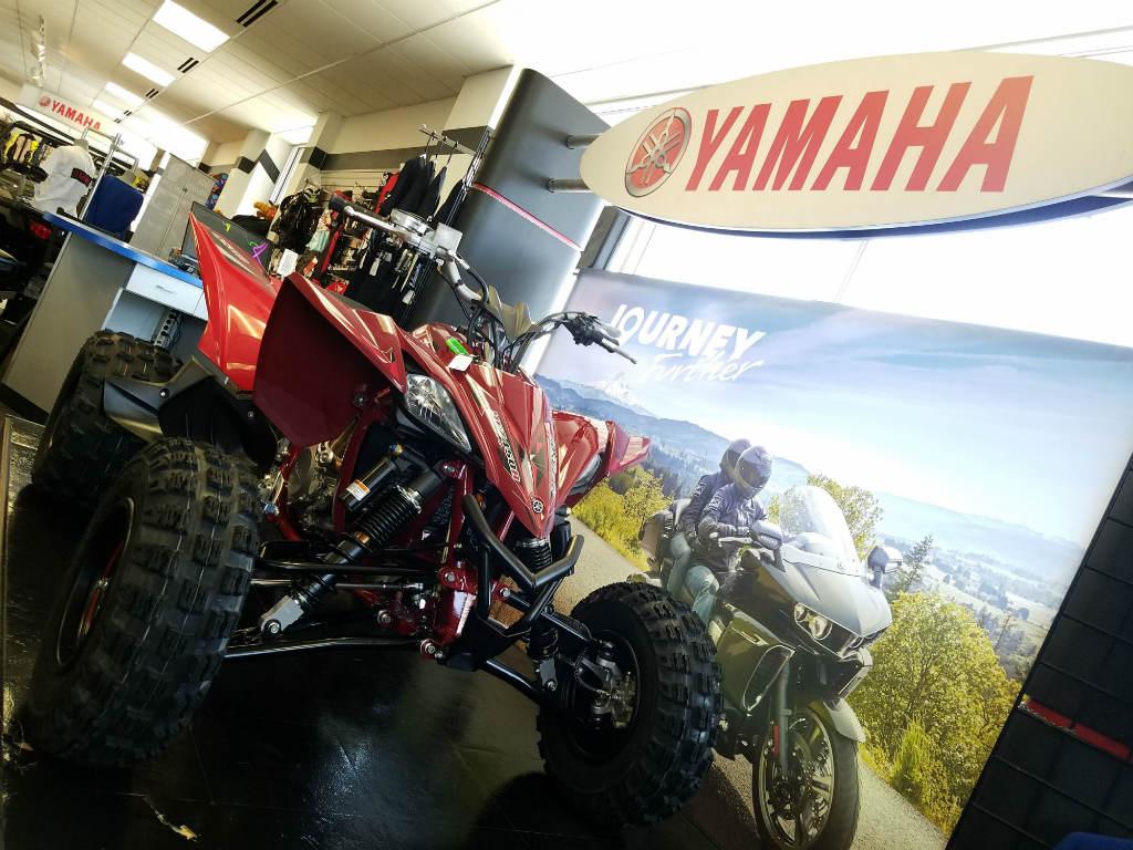2019 Yamaha YFZ450R SE
