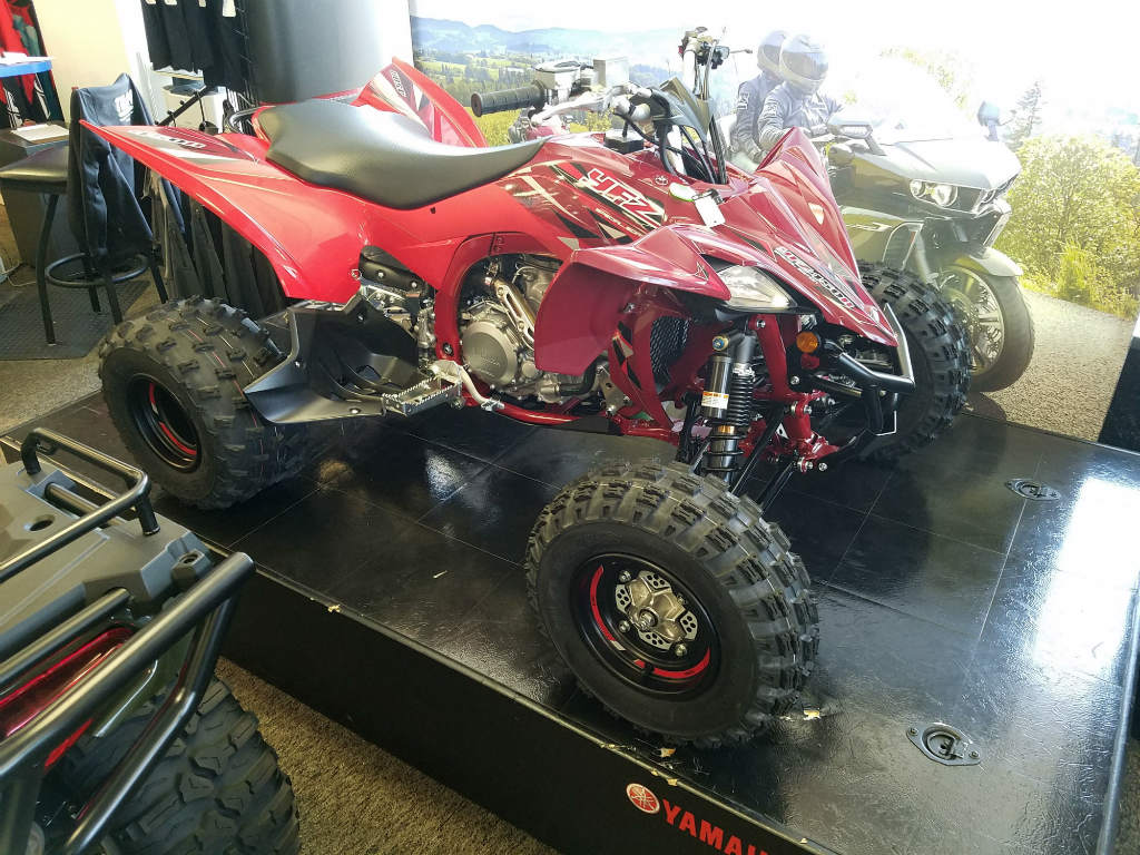 2019 Yfz 450 Top Speed