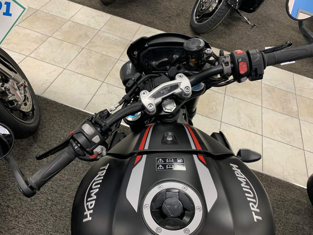2019 Triumph Speed Triple RS
