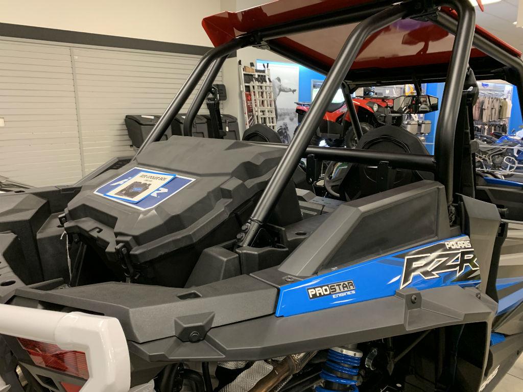 2018 Polaris Industries RZR XP Turbo EPS - Velocity Blue