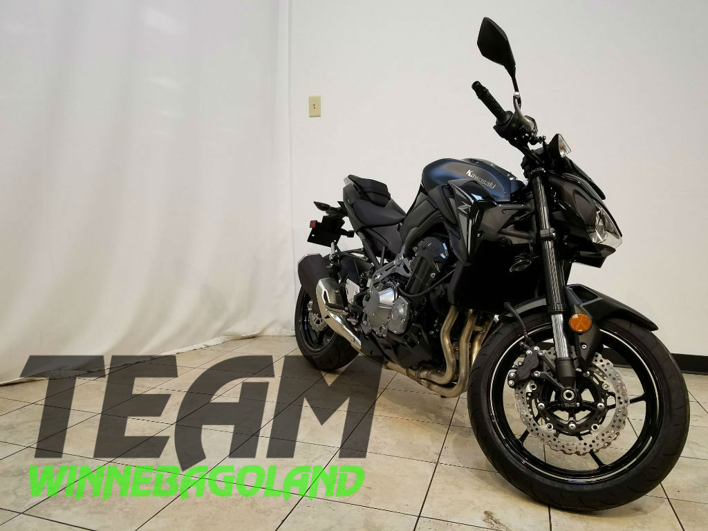 New Black 2017 Kawasaki Z900 For Sale Oshkosh WI