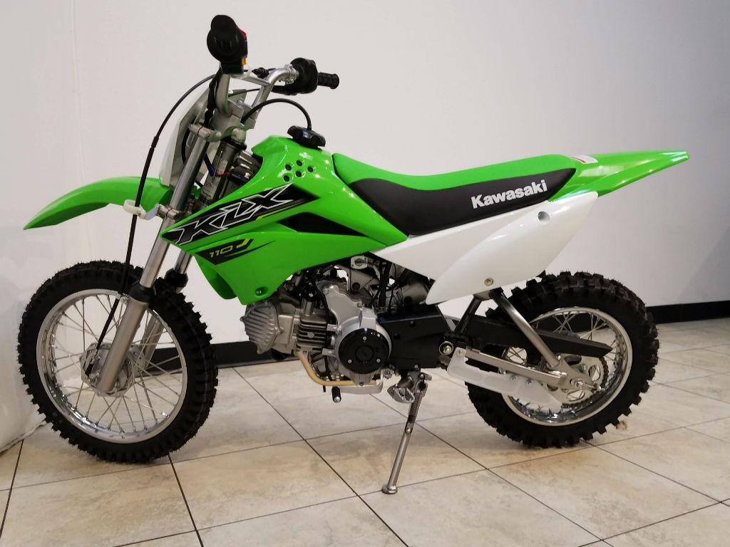 2019 Kawasaki KLX 110