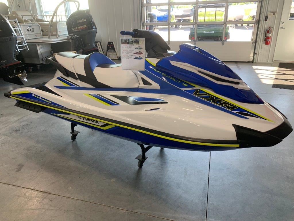 2019 Yamaha VXR for sale in Oshkosh, WI | Team Winnebagoland