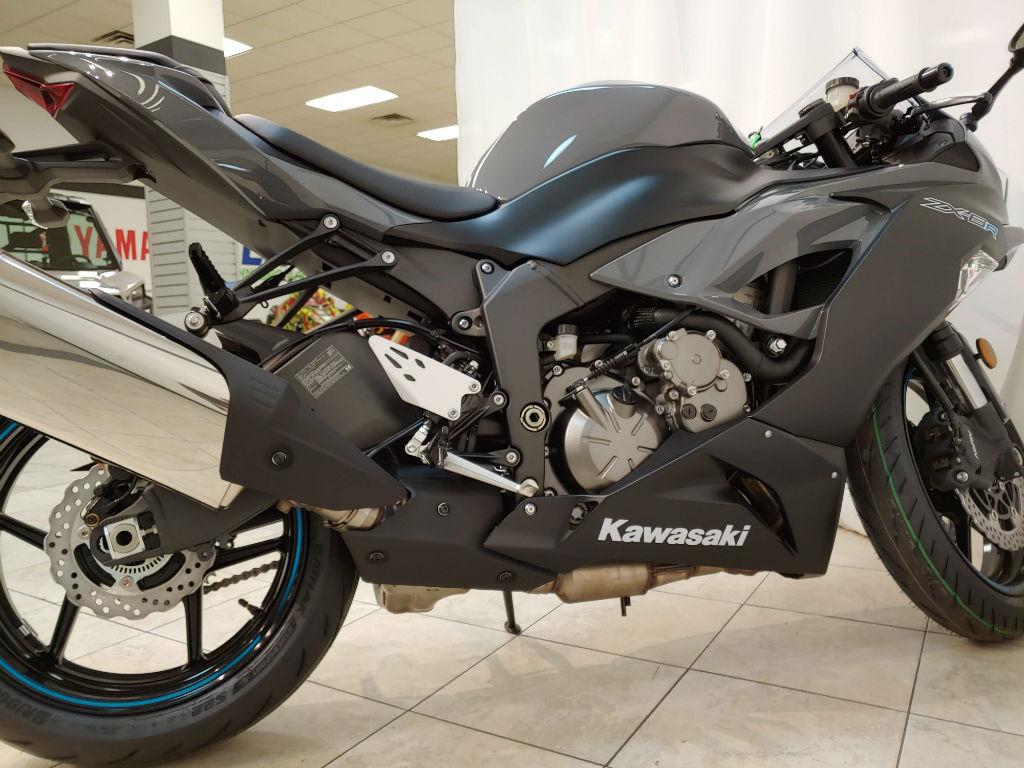 2019 Kawasaki Ninja Zx 6r For Sale In Oshkosh Wi Team