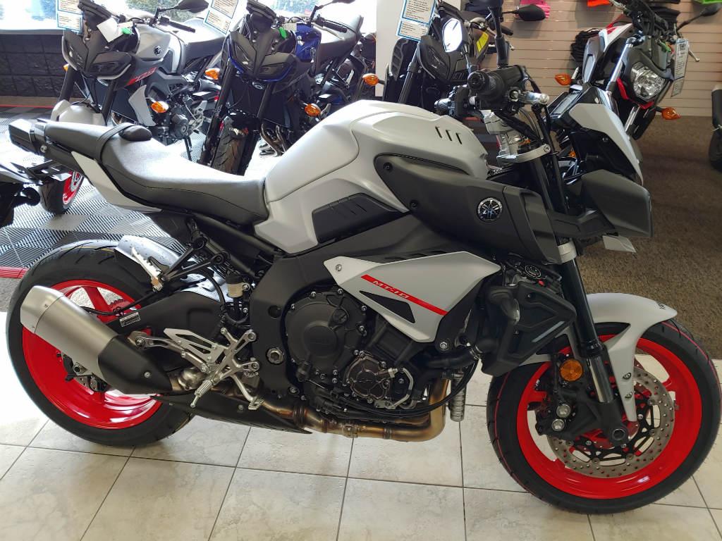2019 Yamaha MT-10