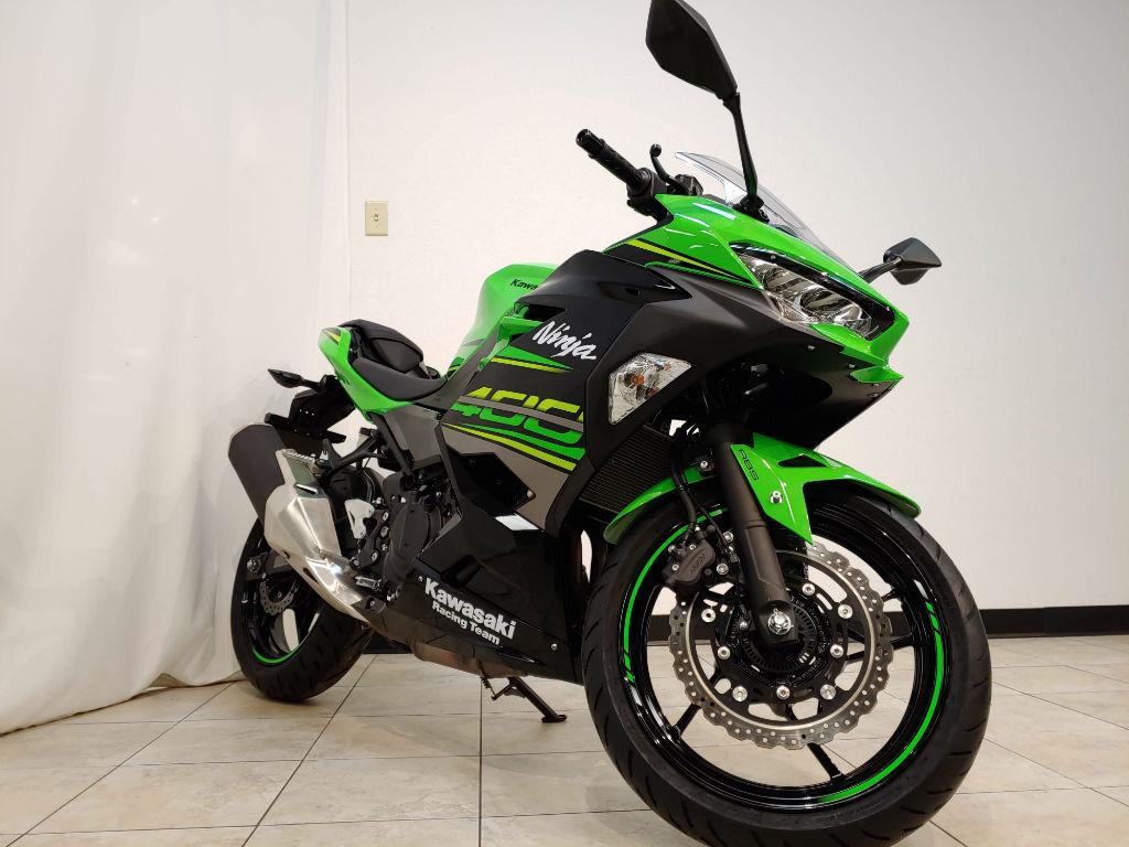 2018 Kawasaki Ninja 400 Abs Krt Edition For Sale In Oshkosh Wi
