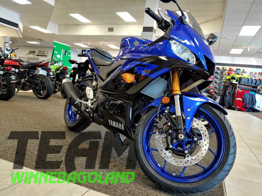 2019 Yamaha Yzf R3 For Sale In Oshkosh Wi Team Winnebagoland 920