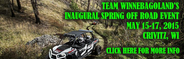 SPRING OFF ROAD EVENT