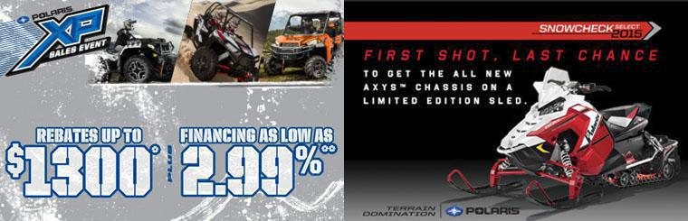 Polaris Deals