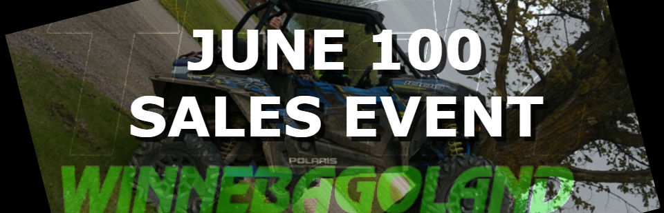 JUNE 100 SALES EVENT