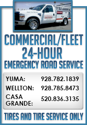 Commercial/Fleet 24-Hour Emergency Road Service