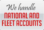 We handle National and Fleet accounts!