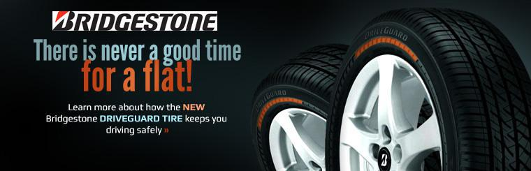 DriveGuard Run Flat Tires