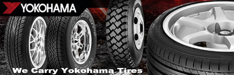 We Carry Yokohama Tires