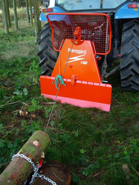 Forestry Implements 2015 Fransgard winches for sale in
