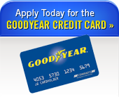 Apply Today for the Goodyear Credit Card »
