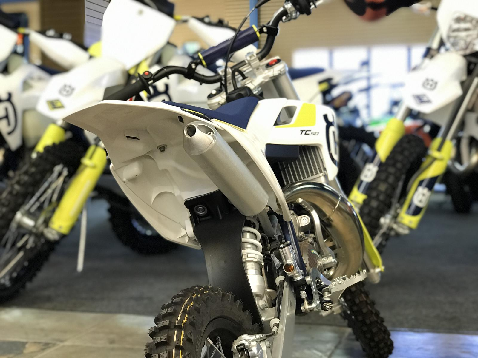2019 Husqvarna Motorcycles TC 50