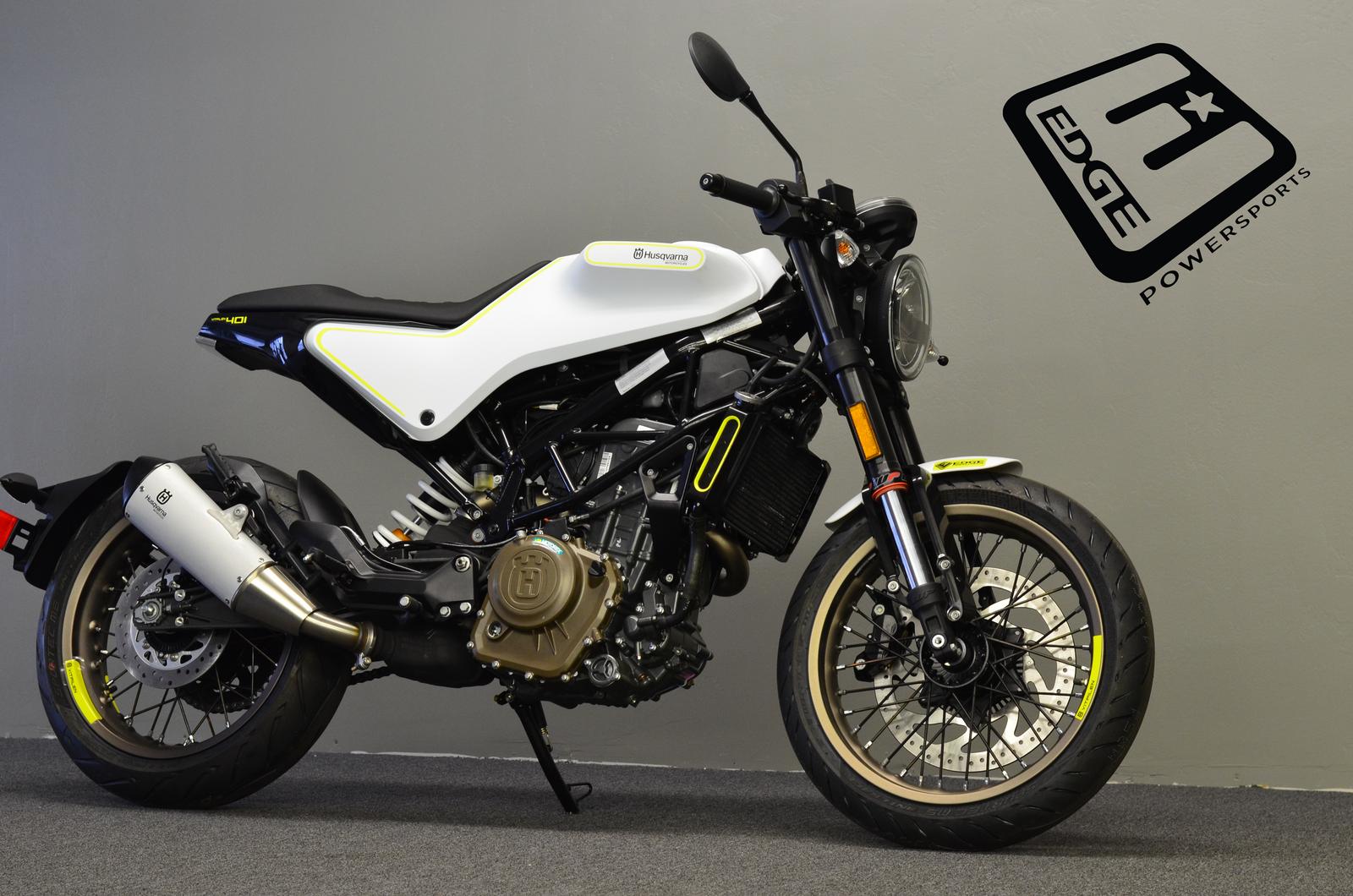 2019 Husqvarna Motorcycles VITPILEN 401