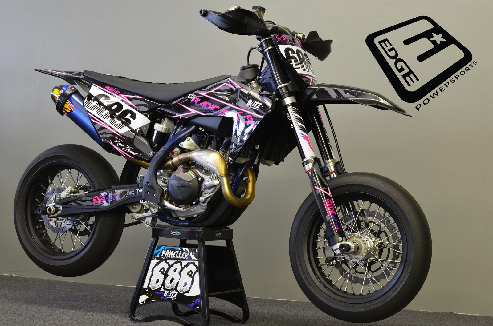 2019 Husqvarna Motorcycles FS 450 Supermoto