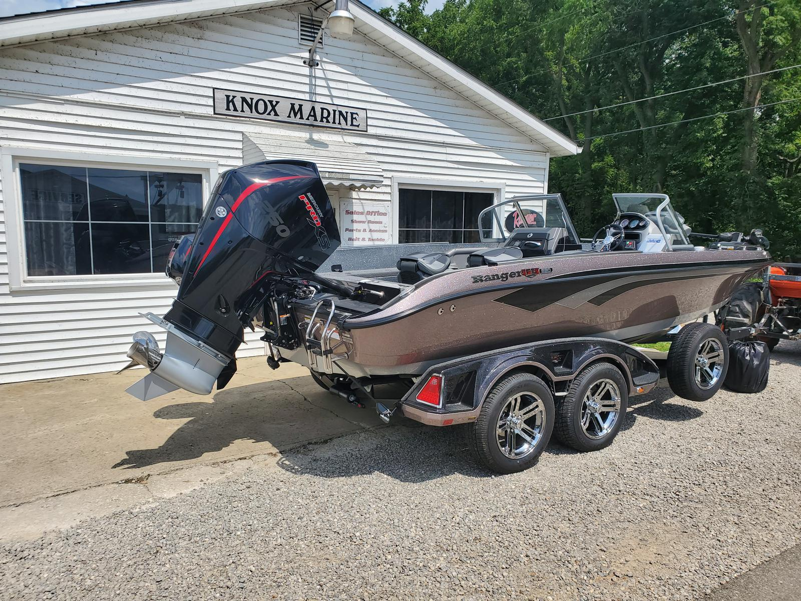 2020 Ranger 620FS Ranger Cup Equipped for sale in
