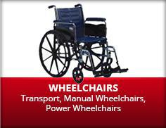 Wheelchairs: Transport, Manual Wheelchairs, and Power Wheelchairs