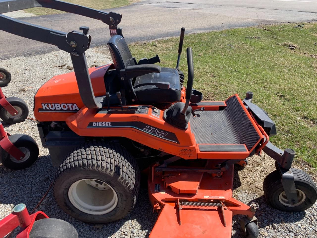 Inventory from New Holland Agriculture and Kubota Baxla