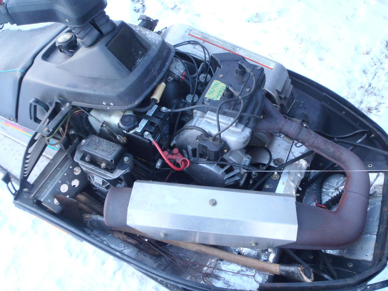 95 2008 Polaris 600 Shift 2009 Indy Rmk 155 Wiring Diagram For Sale In Sedgewick Ab Cross Country